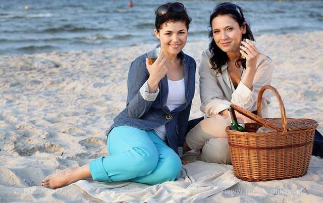 Zdjęcia z planu serialu