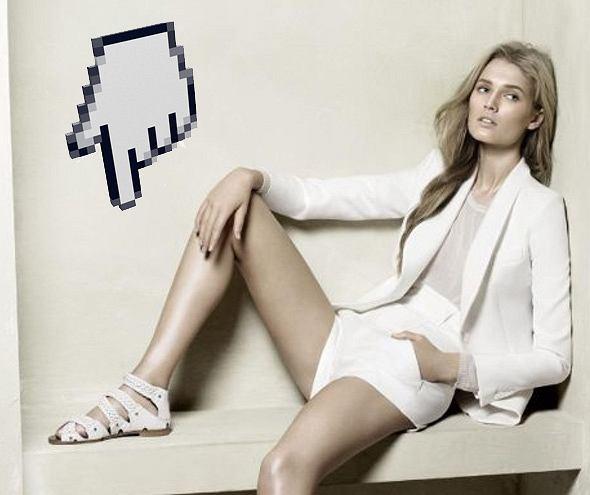Sklep internetowy Zara - Inditex rusza ze sklepem Zara online