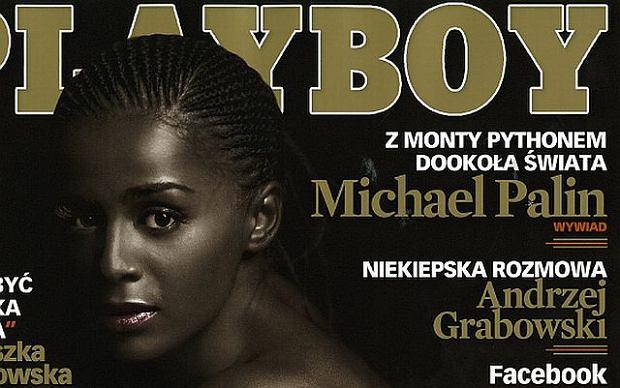 Najbardziej wyczekiwane zdj�cia wakacji 2010. Ola Szwed rozebra�a si� dla Playboya.