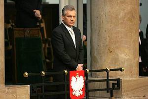 Polacy o prezydentach: Kwa�niewski - 54 proc.; Komorowski - 5 proc.