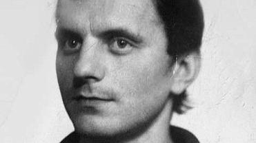 Fotografię Dariusza Tomaszewskiego zachował na pamiątkę jego kolega z drukarni Wiesław Dyznarowski