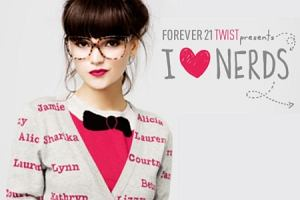 I love nerds - Forever21