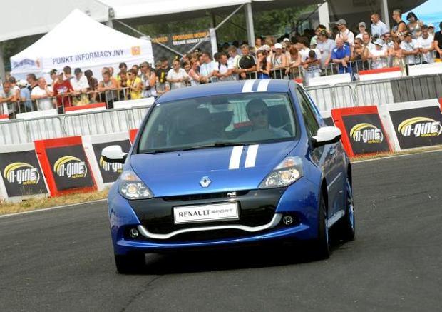 Clio Gordini RS dostępne w Polsce