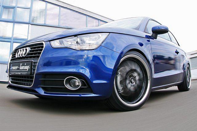 Audi A1 od Senner Tunning
