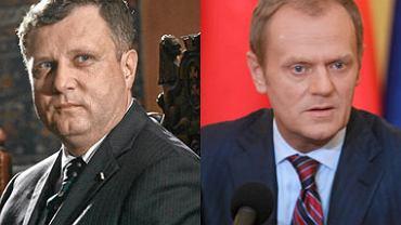Jacek Karnowski, Donald Tusk