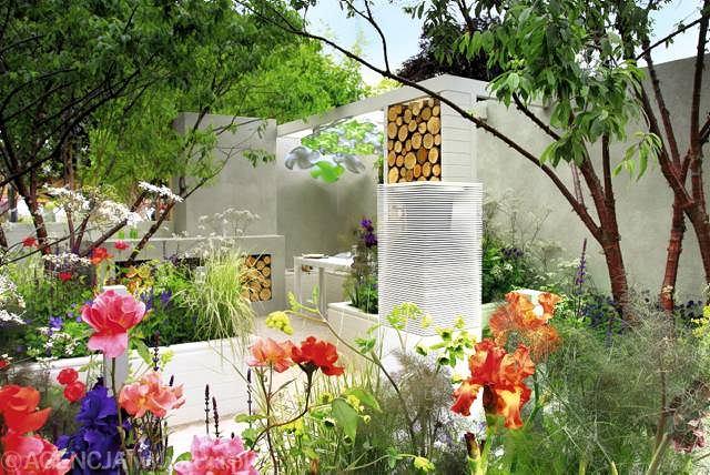 Ogród z wystawy Chelsea Flower Show 2010