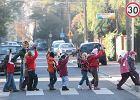 Konflikt przedszkolak�w z s�siadami o bezpiecze�stwo