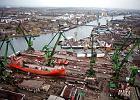 Ma�o ch�tnych do pracy w bran�y stoczniowej