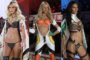 W Nowym Jorku odbył się najgorętszy pokaz roku, czyli pokaz bielizny marki Victoria's Secret. Organizatorzy przygotowali oczywiście niezwykłą oprawę, co po raz kolejny uczyniło ten pokaz wydarzeniem roku. Jedną z gwiazd na wybiegu była najsłynniejsza polska modelka Anja Rubik. Zobaczcie jak to wyglądało.