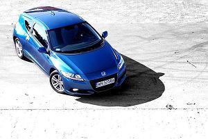 Honda CR-Z - test | Za kierownic�