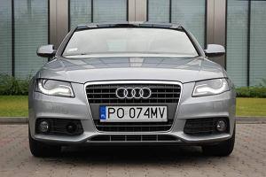 Audi A4 2.0 TDI 170 KM - test | Za kierownic�