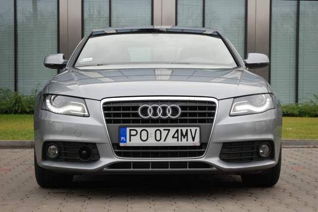 Audi A4 2.0 TDI 170 KM - test | Za kierownicą