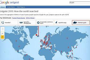 Google Zeitgeist 2010 - czego szukali�my w mijaj�cym roku?