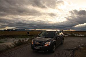 Chevrolet Orlando - test | Pierwsza jazda
