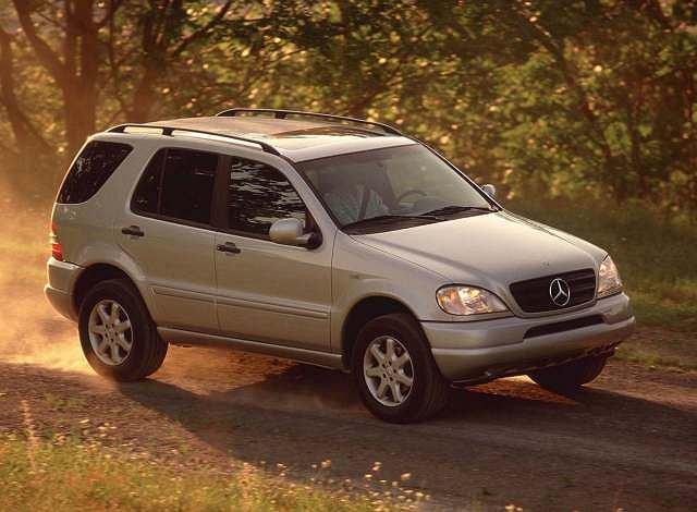 Mercedes ML (1997-2005)