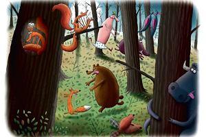 Seks dzikich zwierz�t