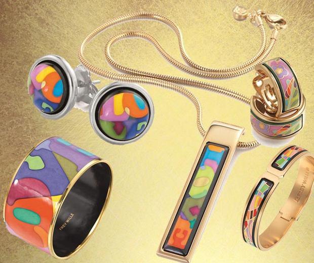 Kolorowa biżuteria Frey Wille