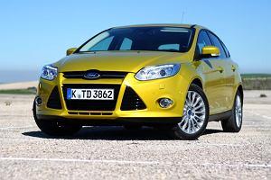 Ford Focus 2.0 TDCi - test | Pierwsza jazda