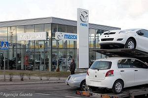 Rabaty zwi�kszy�y sprzeda� aut w Polsce