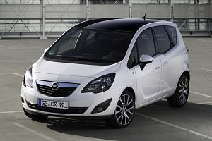 Kolorowa Opel Meriva Color Edition