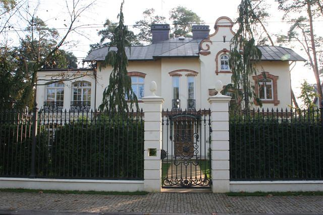 Dom Maryli Rodowicz i Andrzeja Dużyńskiego
