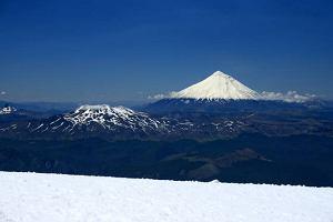 Chile. Park Narodowy Villarrica