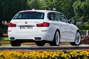 Samochody z innej bajki | Alpina