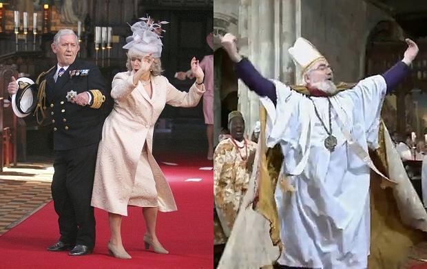Zobacz Parodię ślubu Williama I Kate