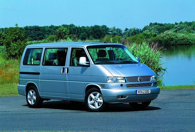 VW Transporter T4 (1990-2003)