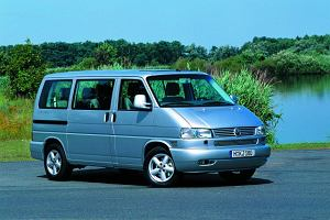 VW Transporter T4 (1990-2003) - opinie Moto.pl