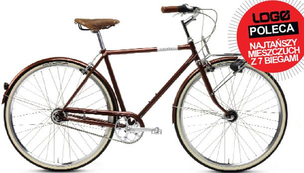CREME, rowery, miejski