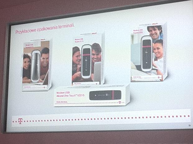 Tak b�d� wygl�da�y opakowania produkt�w sprzedawanych w sieci T-Mobile