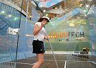 Szklany kort do squasha stanie koło dworca. Zagrają gwiazdy