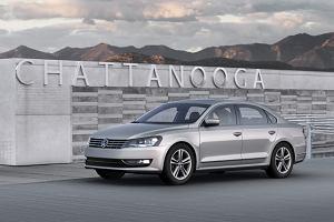 2011 Volkswagen Passat (wersja amerykańska)