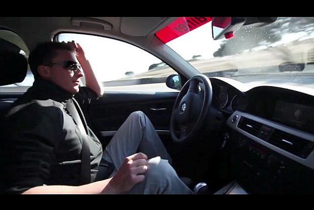 BMW Track Trainer - samoch�d, kt�ry nauczy Ci� je�dzi� | Wideo
