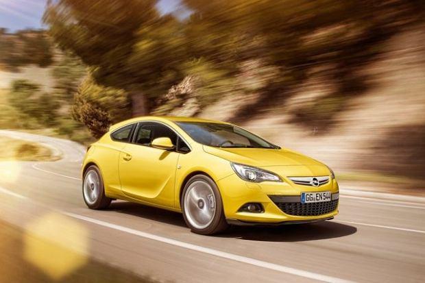 Opel Astra GTC - hot hatch z Polski