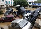 Chiny: z powodu powodzi ewakuowano 500 tys. ludzi, zmobilizowano wojsko