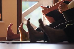 Wypoczynek z jogą