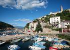 Chorwacja wyspy - Krk