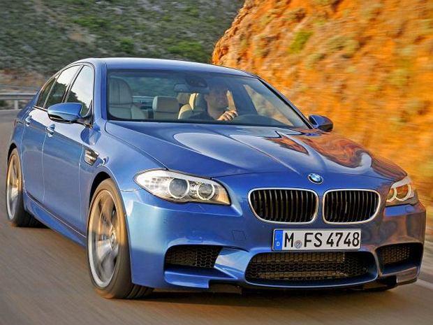 """BMW do właścicieli M5 i M6: """"Nie jeździjcie swoimi samochodami"""""""