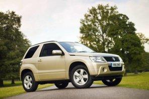 Suzuki Vitara 3d 2.4 - test | Za kierownicą