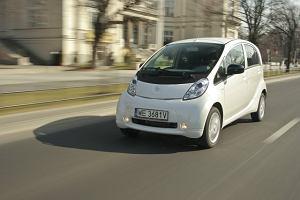 Peugeot iOn | Za kierownicą