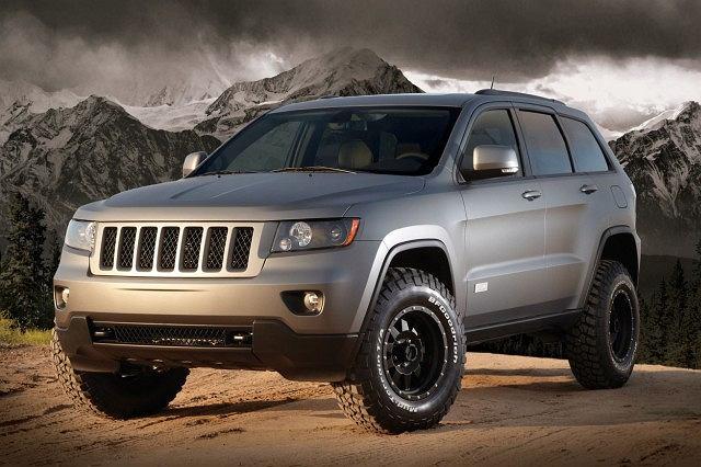 Xplore Jeep Grand Cherokee