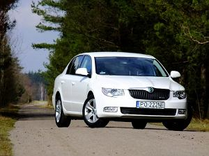 Skoda Superb Greenline II 1.6 TDI