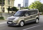 Opel Combo | Znajdź dwa szczegóły...