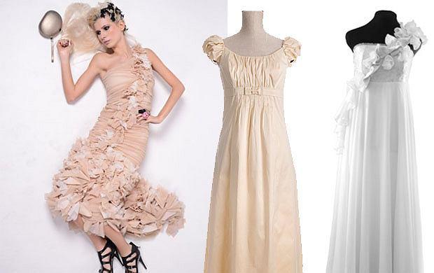 Suknie ślubne w styl retro