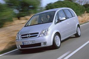 Opel Meriva (2003-2010) - opinie Moto.pl