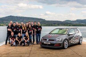 Wideo | VW Golf GTI Heartbeat | 400 KM na 40 urodziny