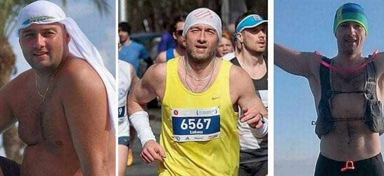 Odchudzanie przez bieganie. Poznajcie pięć osób, które pozbyły się zbędnych kilogramów
