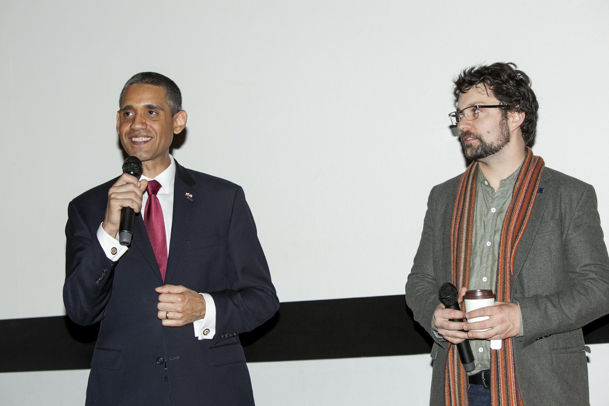 Louis Ortiz i Ryan Murdock we Wrocławiu (fot. mat. promocyjne)